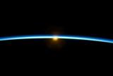 Sunset From Earth Orbit