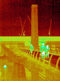 Tate Modern  UK  Thermogram