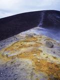 Volcanic Sulphur Deposits