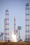 Comos Satellite Launch