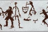 Prehistoric Rock Art  Southern Siberia