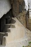 Condor Temple  Machu Picchu  Peru