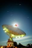 Time-lapse of Parkes Radio Telescope  Australia