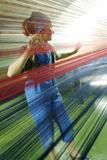 Weaving Loom Operator