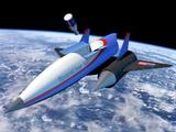 SpaceLiner Maglev Rocket
