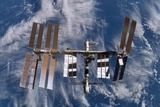 International Space Station  2008