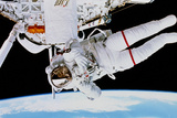Evaluation of SAFER EVA Backpack  STS-64