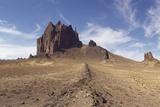 Shiprock  Volcanic Plug  Utah