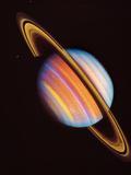 Saturne Papier Photo par NASA