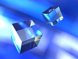 Cubes  Computer Artwork
