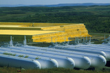 Stored Natural Gas