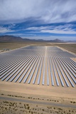 Solar Power Plant  Nevada  USA
