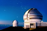 Gemini North Telescope  Hawaii