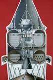 Luna 1 Launch Vehicle  Diagram