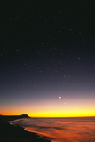Sunrise Over the Coast with Venus Prominent