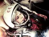 Yuri Gagarin Onboard Vostok 1