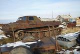 Rusting Abandoned Machinery