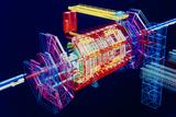 Computer Art of ATLAS Detector  CERN