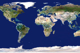 Whole Earth Map