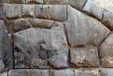 Inca Wall  Sacsayhuaman  Cusco