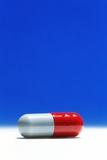 Capsule of Broad-spectrum Antibiotic Drug