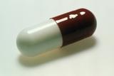A Capsule of the Analgesic Drug  Paracetamol