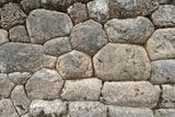 Inca Wall  Pucapucara  Cusco