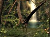 Pteranodon Pterosaur  Artwork