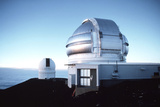 View of the Gemini Telescope Dome on Mauna Kea
