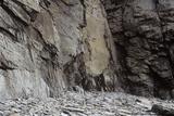 Slate Cliff Face