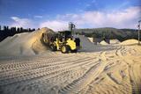 Sawdust At a Sawmill