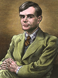 Alan Turing  British Mathematician