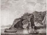 Maori Fortified Town  18th Century