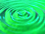 Concentric Water Ripples