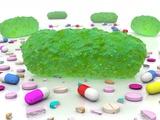 Antibiotic-resistant Bacteria  Artwork