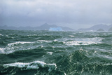 Antarctic Ocean Waves