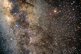 The Milky Way In the Constellation of Scorpius