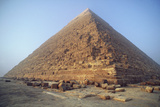 Pyramid At Giza During the Day  Egypt