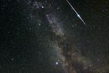 Perseid Meteor Shower  Meteor Track