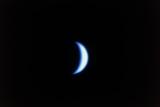 The Planet Venus Seen Through a Small Telescope