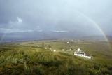 Stormy Landscape  Scotland