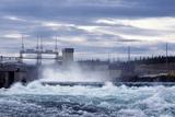 Hydroelectric Dam  Canada