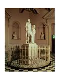 Statue of George Washington (1732-99) 1785-92