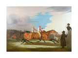 Match Between Colonel Henry Mellish's 'Eagle' and Sir Charles Bunbury's 'Eleanor'  Newmarket …