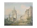 Christ Church Cathedral and Deanery  Oxford