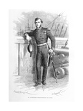 Lib324H Commander Doudart De Lagree (1823-68) French Explorer Who Led the Mekong River Expedition…