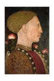 Portrait of Lionello D'Este (D1450)