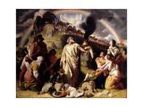 Noah's Sacrifice  1847-53