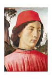 Portrait of a Young Man  15th Century