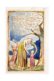 The Fly: Plate 40 from Songs of Innocence and of Experience C1815-26